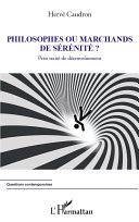 Philosophes ou marchands de sérénité ? Pdf/ePub eBook