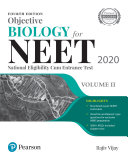 Objective Biology For Neet 2020 Vol Ii