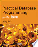 """""""Practical Database Programming with Java"""" by Ying Bai"""