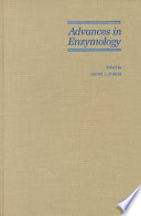 Advances In Enzymology And Related Areas Of Molecular Biology Part A