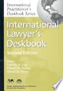 International Lawyer s Deskbook