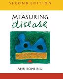 Cover of Measuring Disease