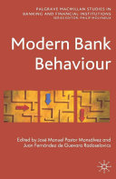 Modern Bank Behaviour Pdf/ePub eBook