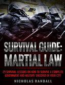 Survival Guide Martial Law