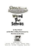 Weird Pet Stories