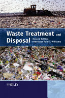 Waste Treatment and Disposal