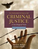 Fundamentals of Criminal Justice