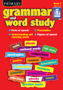 Primary Grammar and Word Study: Ages 7-8