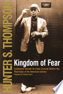 Kingdom of Fear Book PDF