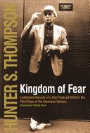 Kingdom of Fear Pdf