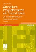 Grundkurs Programmieren mit Visual Basic
