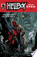 Hellboy and the B P R D   The Return of Effie Kolb  1