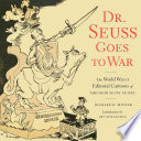 Dr Seuss Goes To War Book PDF