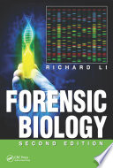 Forensic Biology Book