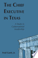 The Chief Executive In Texas