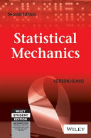 STATISTICAL MECHANICS, 2ND ED