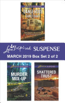 Harlequin Love Inspired Suspense March 2019 - Box Set 2 of 2