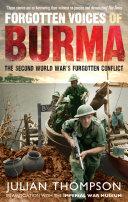 Forgotten Voices of Burma [Pdf/ePub] eBook