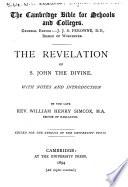 The Revelation Of S John The Divine