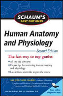 Schaum s Easy Outline of Human Anatomy and Physiology  Second Edition