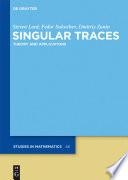 Singular Traces
