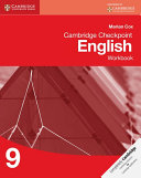 Cambridge Checkpoint English Workbook 9