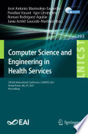 Computer Science and Engineering in Health Services