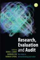 Research  Evaluation and Audit