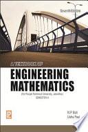 A Textbook of Engineering Mathematics (PTU, Jalandhar) Sem-II
