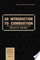 An Introduction To Combustion Book PDF