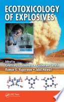 Ecotoxicology of Explosives