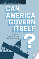 Can America Govern Itself