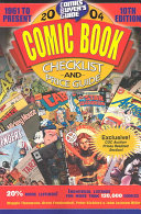 2004 Comic Book Checklist and Price Guide