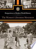 The Women s Liberation Movement Book