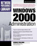 Windows 2000 Administration Pdf/ePub eBook