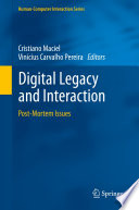 Digital Legacy and Interaction