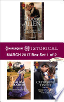Harlequin Historical March 2017   Box Set 1 of 2