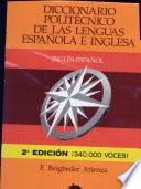 Diccionario politécnico de las lenguas española e inglesa