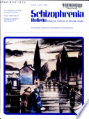 Schizophrenia Bulletin Book