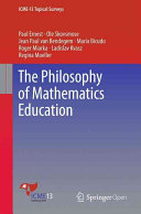 The Philosophy of Mathematics Education Book