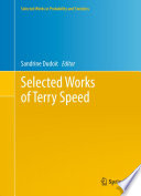 Selected Works Of Terry Speed Book PDF