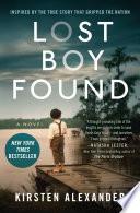 Lost Boy Found Book