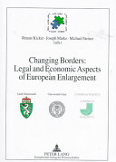 Changing Borders