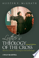 Luther s Theology of the Cross