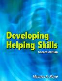 Developing Helping Skills Book