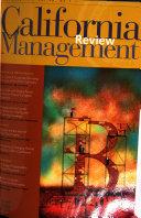 California Management Review