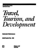 Travel  Tourism  and Development