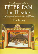 Cut and Assemble a Peter Pan Toy Theatre