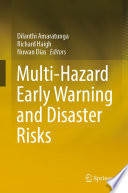 Multi Hazard Early Warning and Disaster Risks Book