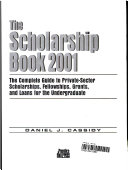 The Scholarship Book 2001 Book